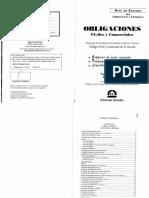 Guía OBLIGACIONES 2016