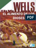 H G Wells - El Alimento de Los Dioses