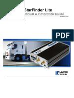 Starfinderlite Manual V1.3