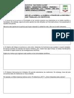 Actividad_1_generalidades de La Química La Química a Través de La Historia y Como Trabajan Los Científicos