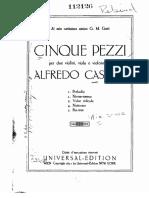Casella 5 Pezzi
