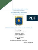 Informe Ventanillas Chilete Final Mineralogía