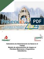 Modelo PEMEX SSPA (Presentacion)