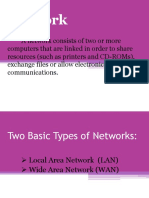 ICT9 Network