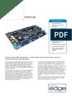 8002 Pacom Edge Controller Datasheet