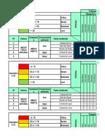 Matriz de Importancia CONESA Plantilla