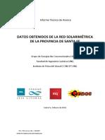 Informe Red Solarimétrica 2015-2017