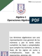 C1-Operaciones Algebraicas I