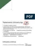 Exposicion Urticaria