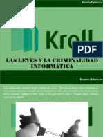 Ramiro Helmeyer - Las Leyes y La Criminalidad Informática