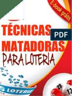 Ebook 8 Técnicas Matadoras Para Ganhar Na MEGA SENA.pdf