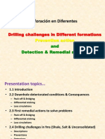 Drilling Problems Prevention and Remedial ActionSiSiSi