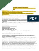 Parkinsonismo- Gabriela