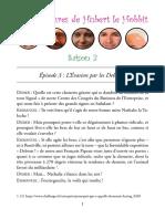 S3E3 - L'Evasion Par Les Debout !