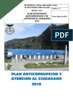 Plan Anticorrupcion 2018