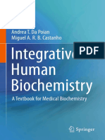 Integrative Human Biochemistry PDF – a Textbook for Medical Biochemistry PDF