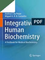 Integrative Human Biochemistry PDF – a Textbook for Medical Biochemistry PDF