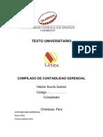 Texto Compilado de La Asignatura