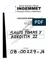 Santo Tomas y Azkoitia II