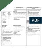 Cif Modelo -Actividades