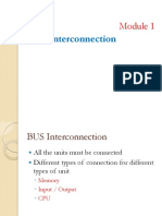 Bus Interconnection