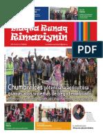 Llaqta Runaq Rimariynin - Febrero 2018