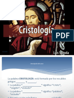 Cristología ALUMNOS Diapositivas 2015