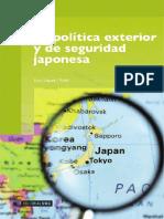 La Política Exterior y de Seguridad Japonesa