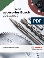 Bosch Accesorios