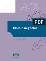 Etica e Negocios - Laercio Antonio Pilz