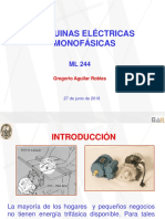 Motores Monofasicos de Induccion - 27.06.2018