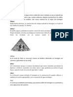 Historia Del Cemento