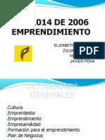 Presentacion Ley 1014 de 2006 Final.ppt
