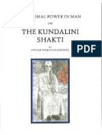 The Primal Power in Man or the Kundalini Shakti - Swami Narayanananda