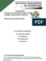 Sociologia Diapositiva de La Unidad IV