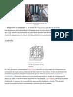 Refrigeración Por Compresión - Wikipedia, La Enciclopedia Libre