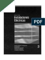 Instalaciones Eléctricas Tomo 3 s