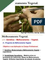 Melhoramento Vegetal