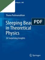 Thanu Padmanabhan - Sleeping Beauties in Theoretical Physics 26 Surprising Insights
