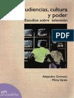 2. Semana 3_ Audiencias, Cultura y Poder. Estudios sobre televisión.pdf