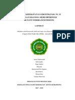 laporan askep kelompok
