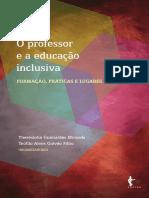 o Professor e a Educacao Inclusiva
