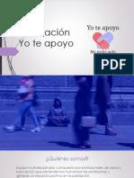 Fundación Yo Te Apoyo