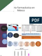 Industria Farmacéutica en México