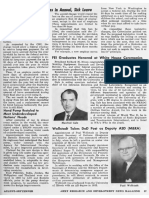 Manny Gale Article in Army R&D Paper