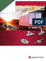 Catálogo Ferramentas Eixo Meritor - Mar 2012