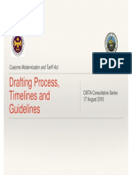 CMTA IRR Guidelines Procedure in Drafting the IRR and Submission of Position Papers 3