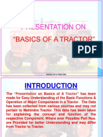 Basics of Tractors