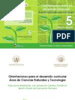 Libro5 Conocimiento Del Medio Educacion Ambiental