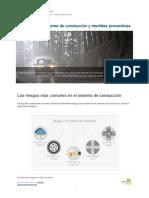 Riesgos en El Sistema de Conduccion y Medidas Preventivas-5b0b1c0c1e5eb